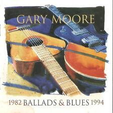 Gary Moore Ballads & Blues 1982-1994 Virgin Records CD Album