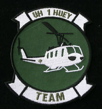 UH1 HUEY PATCH US NAVY MARINE ARMY AIR FORCE HELICOPTER PIN UP HELO GIFT VETERAN