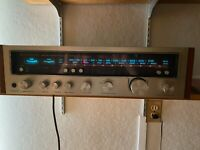 Vintage Kenwood KR-5600 AM/FM Stereo Receiver Tuner Amplifier Tested Works Great