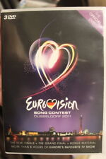 EUROVISION SONG CONTEST DUSSELDORF 2011 RARE DELETED PAL DVD MUSIC DOCUMENTARY