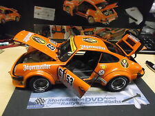 PORSCHE 911 934 RSR Max Moritz Racing Jägermeister #53 GT SCHUCO 1:18 SP