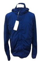 C.P. Company Nycra Goggle Hood Jacket in Estate Blue BNWT Rare Colour RRP £585