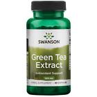 Swanson Green Tea Extract 500 mg 60 Capsules.
