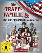 Die Trapp Familie & Die Trapp-Familie in Amerika - Box - Filmjuwelen [Blu-ray]
