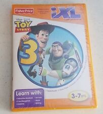 Fisher-Price iXL Disney PIXAR Toy Story Learning Software *BRAND NEW SEALED*