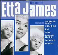 Etta James - Best of [New CD]
