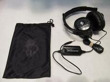Skullcandy Bass Amplified Subwoofer Headphones (Black/Silver) with bag Free Ship
