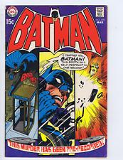 Batman #220 DC Pub 1970