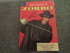 Dell comics Walt Disney`s Zorro  #920