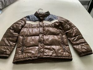woolrich puffer  jacket M  euc