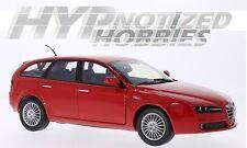 MOTORMAX 1:18 ALFA ROMEO 159 SW DIE-CAST RED 79166