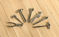 1:12 Dolls House Miniature 7 Piece Tool Set