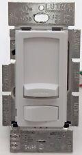 Lutron Skylark Contour CT-103P-WH 1000w 3-Way Dimmer Slide Light Switch WHITE