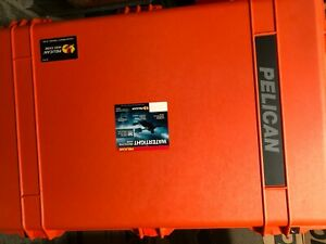 pelican 1650 NF Orange *limited color* (Water Proof)
