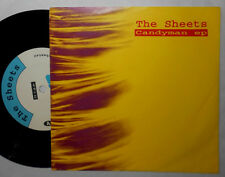 "THE SHEETS CANDYMAN EP / 7 "" SINGLE"