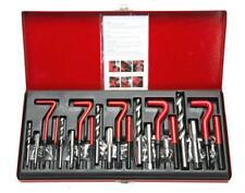 Filetage Kit de Réparation Helicoil type M5 M6 M8 M10 M12 Manchons Fileté 131pcs