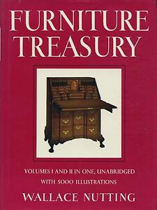 Antique American Furniture 17th-19th Century - 5,000+ Photos / Massive Book