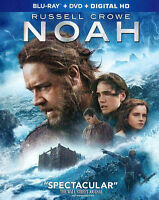 BRAND NEW!!  Noah (Blu-ray Only, 2014)