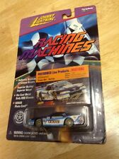 Johnny Lightning Racing Machines Coyote Ford Mustang Purple 1:64 Die Cast