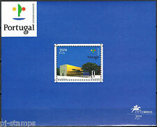 Portugal 2000 blok 162 Expo 2000 Hannover Postfris MNH cat waarde € 4