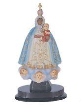 "5"" Inch Our Lady of Regla Catholic Statue Figurine Figure Religious"