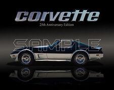 1978 Corvette Print