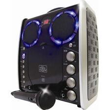 NEW Singing Machine SML-383 Portable CDG Player Karaoke
