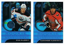 2020-21 Upper Deck Trilogy Rookie Renditions Blue Parallel #/399 Pick From List