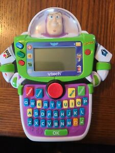 VTech Toy Story Buzz Lightyear Learn & Go Toy, Woking Condition