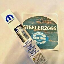 OEM Touch-Up Paint Pen Brush Billet Silver Metallic PSC Color Code for Chrysler