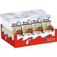 (10,93 €/kg) Ferrero Kinder-Country 40x 23,5g