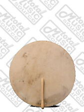"Bodhran Drum MULBERRY 18"" Celtic Irish Style Bag/Tipper, Single Fixed Crossbar,"