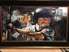 Cal Ripken 1999 Stephen Holland Giclee-Canvas Signed COA - RicksCafeAmerican.com