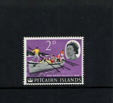 Pitcairn Islands 1964 2d Out from Bounty Bay Longboat SG 38 SC 41 MH