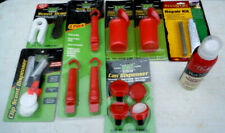 8 New Tinks attractant Hard core dispensers Repair kit Scent drag Trail markers