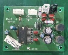 TV SANYO PDP42WS5 Tarjeta Audio 17AMP11-1