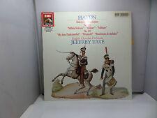 HAYDN SINFONHONIES NO 100 JEFFEY TATE EMI 2705141 MILITARY  VINYL RECORD LP'S