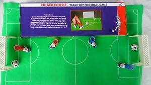 * FUN FINGER FOOTIE* Table Top Football Game  Age 3+