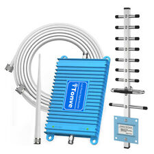 Home Cell Phone Signal Booster PCS 1900MHz Band 2 FDD Mobile Signal Amplifier