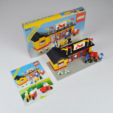 Lego Legoland 6373 / Motorrad Laden / Geschäft / Vintage / Motorcycle Shop