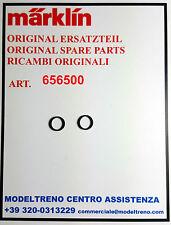 MARKLIN  656500  CERCHIATURE ADERENZA - HAFTREIFEN -  RUBBER TIRES  (2 ST.)