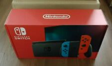 Nintendo Switch Console with Neon Red and Blue Joy-Con *1 DAY SHIPPING*