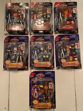 Power Rangers Operation Overdrive MOC Lot 7,  2006-2007