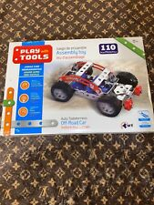 Off- Road Car Assembly Toy 110 Pieces Tools Included Free Shipping New In Box