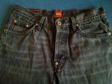 jean homme HUGO BOSS taille W31 L 34 noir