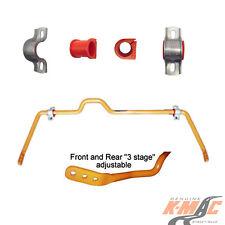 K-MAC Mitsubishi Evo ('01-'06) Rear adjustable Anti-Sway Bar 24mm  # 520821-1