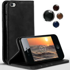 Book Case For Apple IPHONE 4S/IPHONE 4 360 Degree Protection Flip Case