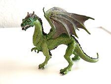 "Forest Dragon Fantasy Figure Safari Ltd Toys Green 6"""