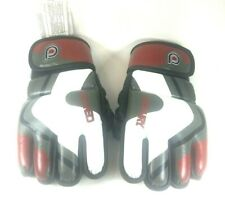 Century Drive Fight Gloves Spar MMA Wh/maroon/grey (Women) Large New