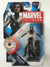 Marvel Universe X-23 Series 3 No.020 SHIELD Action Figure 2011